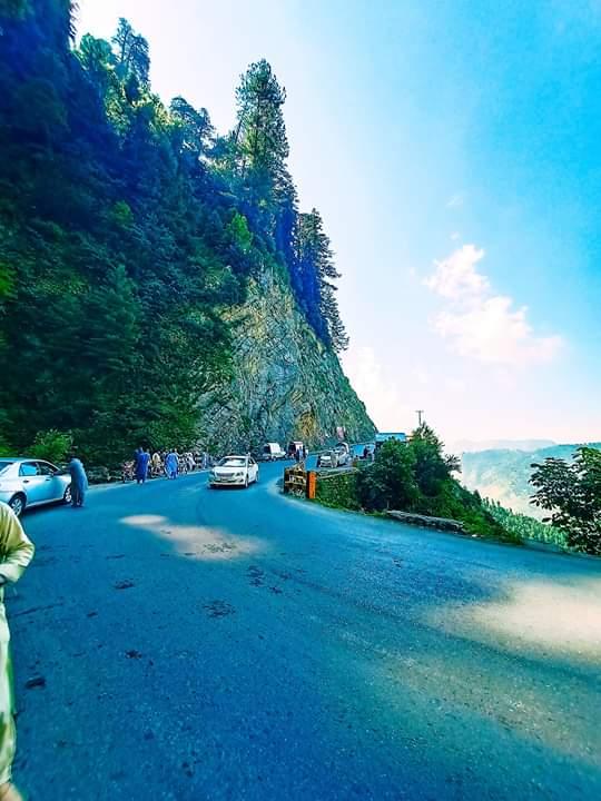 Galyat Beautiful Places in Pakistan