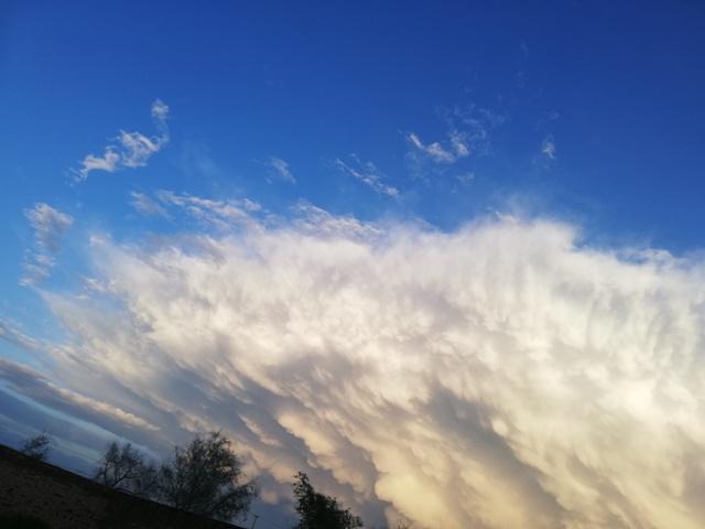 clear sky wallpaper